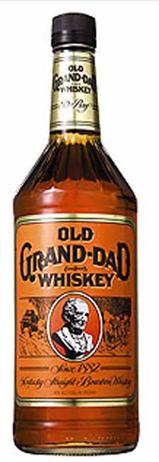Old Grand Dad Bourbon Whiskey 86@